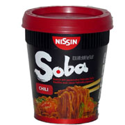 nissin instant soba cup